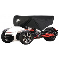 NELSON RIGG DEFENDER, demi-toile pour CAN-AM SPYDER