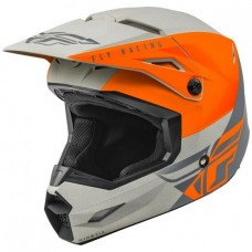 FLY KINETIC STRAIGHT EDGE ORANGE-GRIS