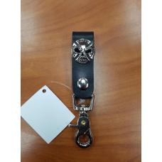 Porte clé de ceinture 'skull'