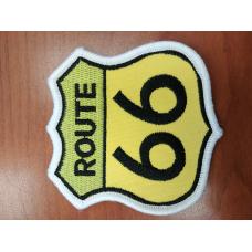 Écusson Route 66