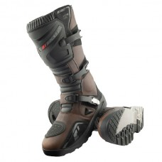 Joe Rocket Ballistic Adventure boots brun