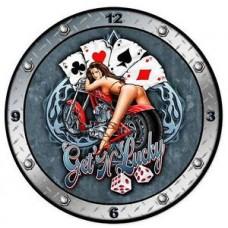 Horloge 'Get'n'lucky'