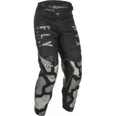 Pantalon Fly Kinetic  gris-noir K221