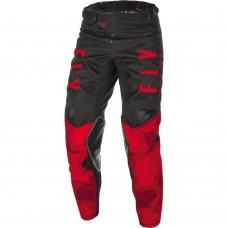 Pantalon Fly Kinetic  rouge-noir K221
