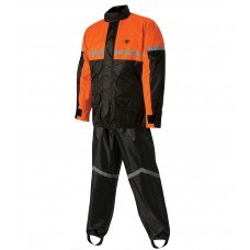 Nelson Rigg Storm Rider Orange et noir