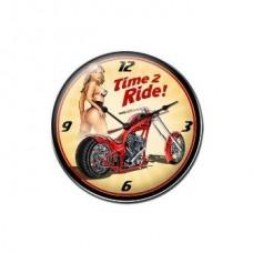 Horloge 'time 2 ride'